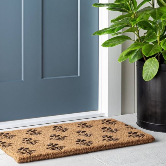 Threshold studio McGee floral door mat